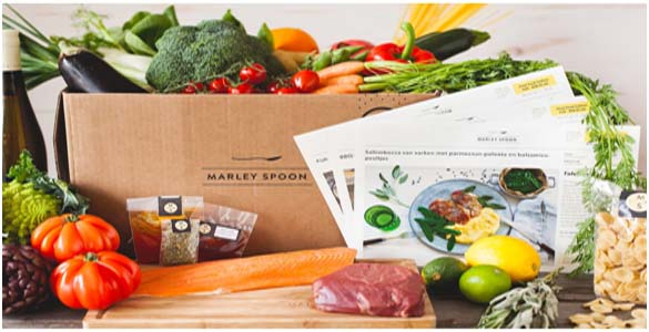 MARLEY SPOON VOUCHER CODE MAKING HEALTHY FOOD AFFORDABLE & ACCESSIBLE